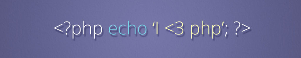 Eu Amo PHP